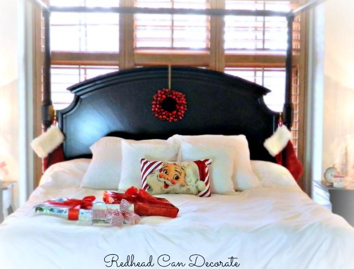 Santa Master Bedroom