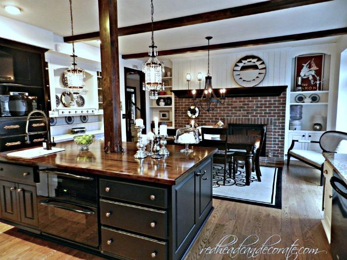 Kitchen Tour Photo