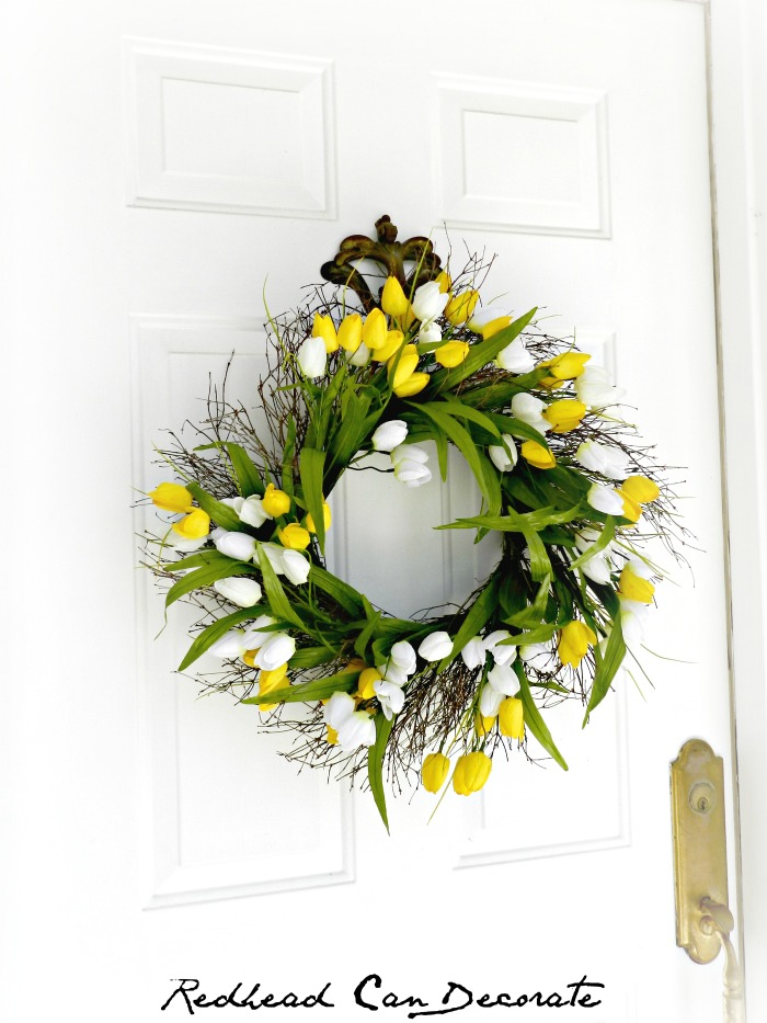 Beautiful Wreath and where to get one or attempt to DIY your own!!!