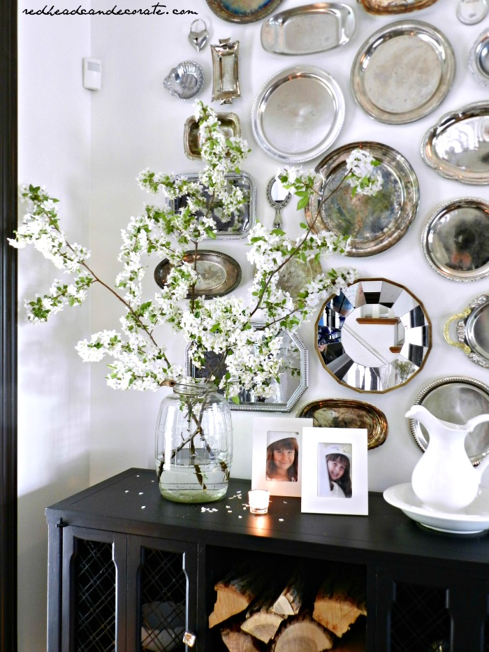 How to decorate with cherry blossoms!