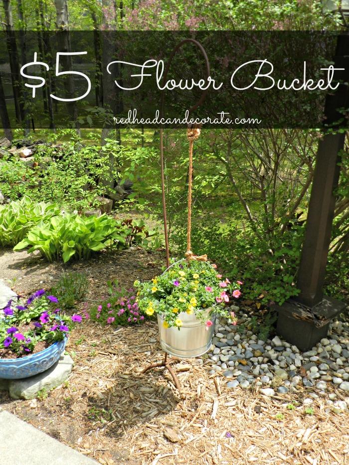 Cute idea for your garden!