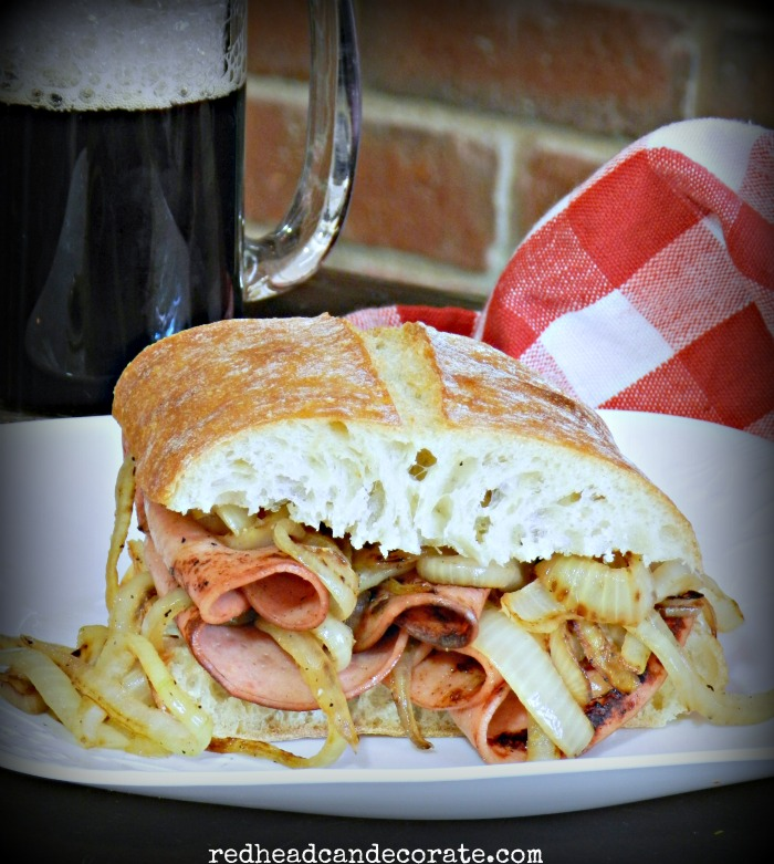 Fried Bologna Sandwich Secret