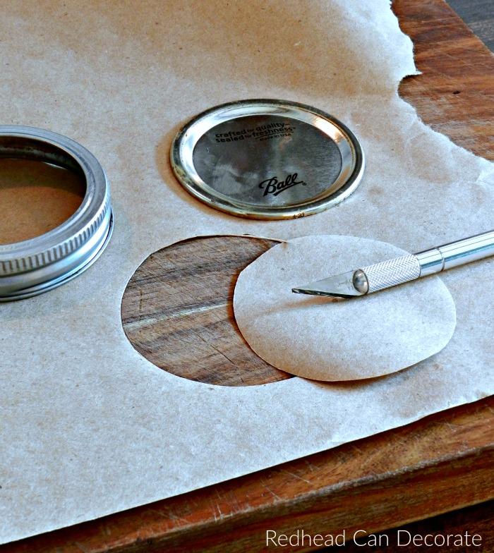 Simple Spice Jars