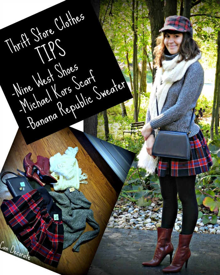 Thrift Store Clothes ROCK!!! Save tons of $$$ on fabulous designer clothes!