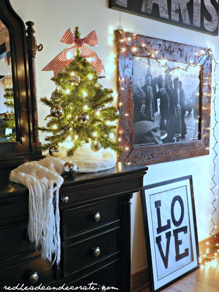 Coziest Christmas Bedroom