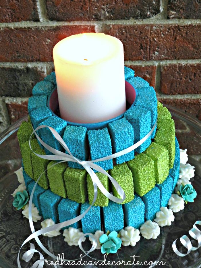 Fake Foam Cake