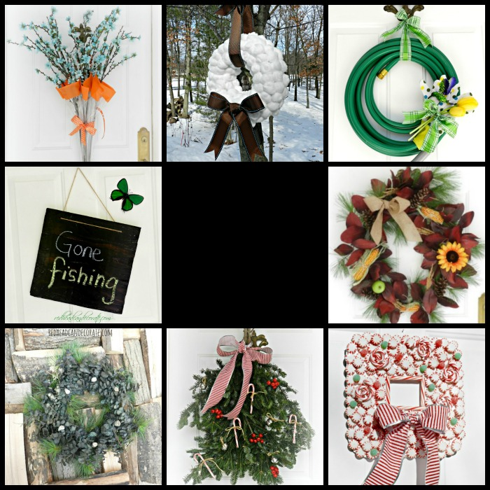 Seasonal Wreaths