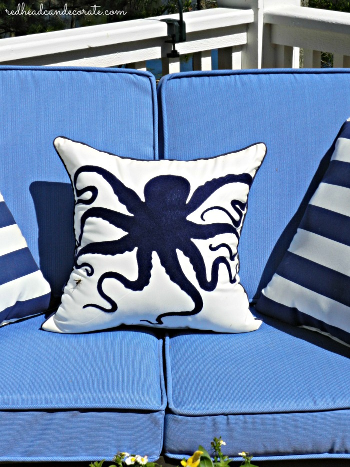 octopus pillow
