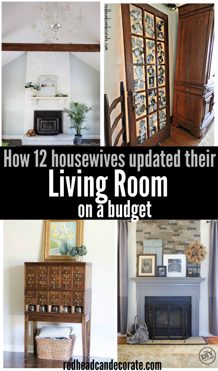 12 House wives update their home