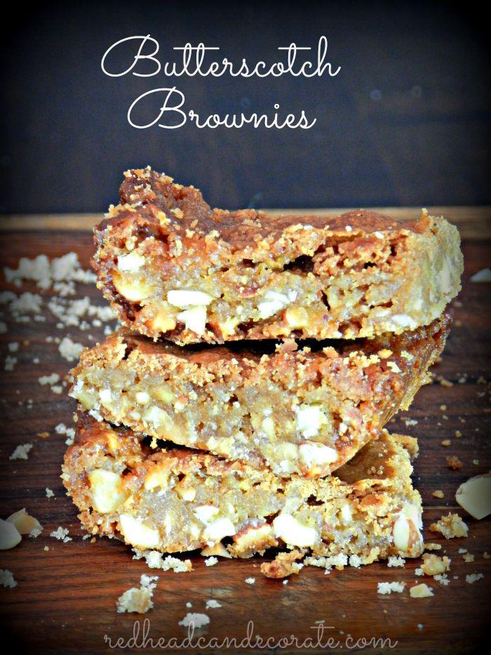 butterscotch-brownies