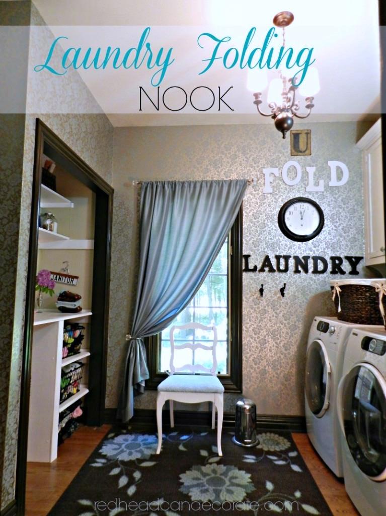 laundry-folding-nook