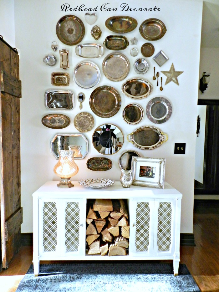 Rustic decor for your home that won't cost a fortune...
