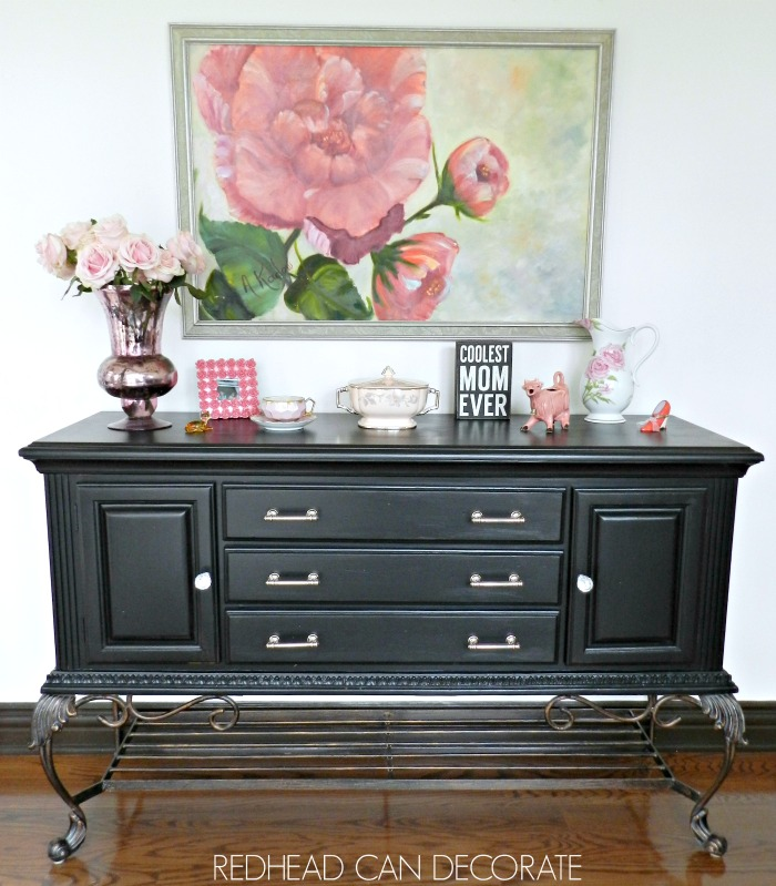 Here are 9 painted furniture rescues that will knock your paint brushes off the shelf!