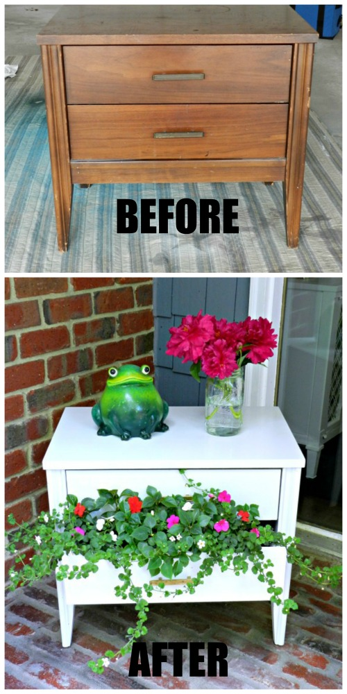 "These are the cutest ""Top 10 Repurposed Projects"" in blog land and you won't want to miss them!"