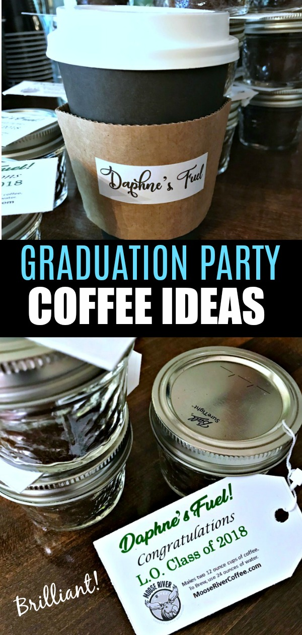 This Mom has the best graduation party ideas that I've ever seen!