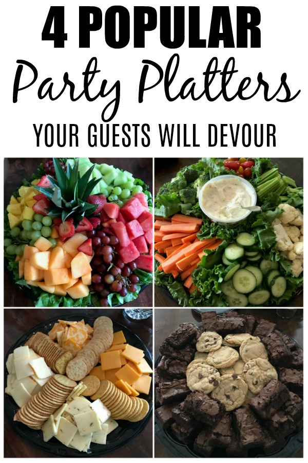 Aren't these party platter gorgeous?