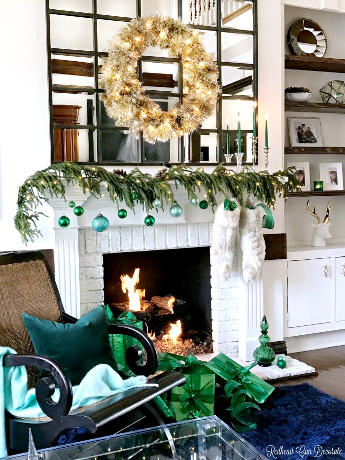 Holiday Housewalk Christmas Home Tour 2019 Redhead Can Decorate