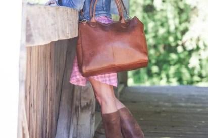 Oemi bag in brown