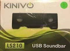Soundbar packaging