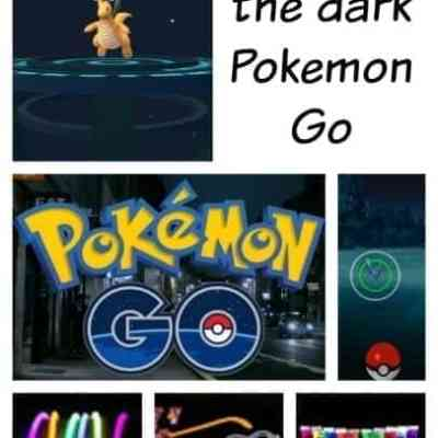Pokemon Go – Glow in the Dark Adventures