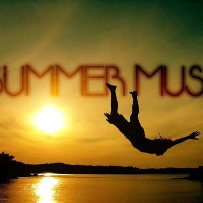Music to spend your summer to…