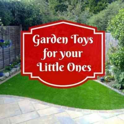 Garden Toys For Your Little Ones #GiftGuide