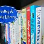 Creating A Family Library That Will Be Used For More Than Storage