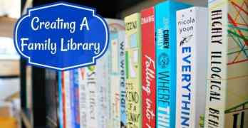 Creating A Family Library