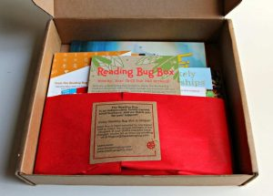 Books Selected Just For You, Delivered To Your Door By The Reading Bug Box #Review