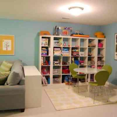 How To Create The Perfect Family Room