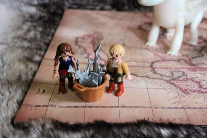 Will Your Little Ones Love The Playmobil How To Train Your Dragon Sets Review Redheaded Patti