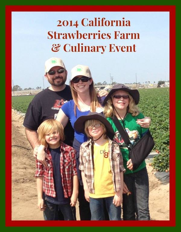 #JustAddStrawberries #California #Travel #spon