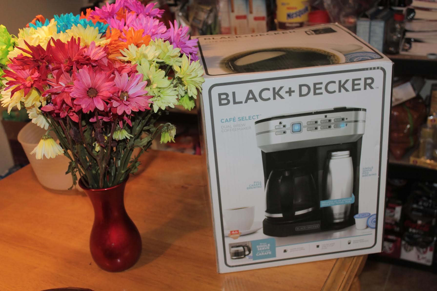 #BlackDecker #Kitchen #foodie #coffee #ad