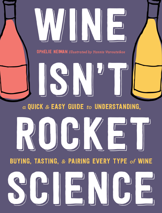 #Wine #WineIsntRocketScience #book #giveaway #ad