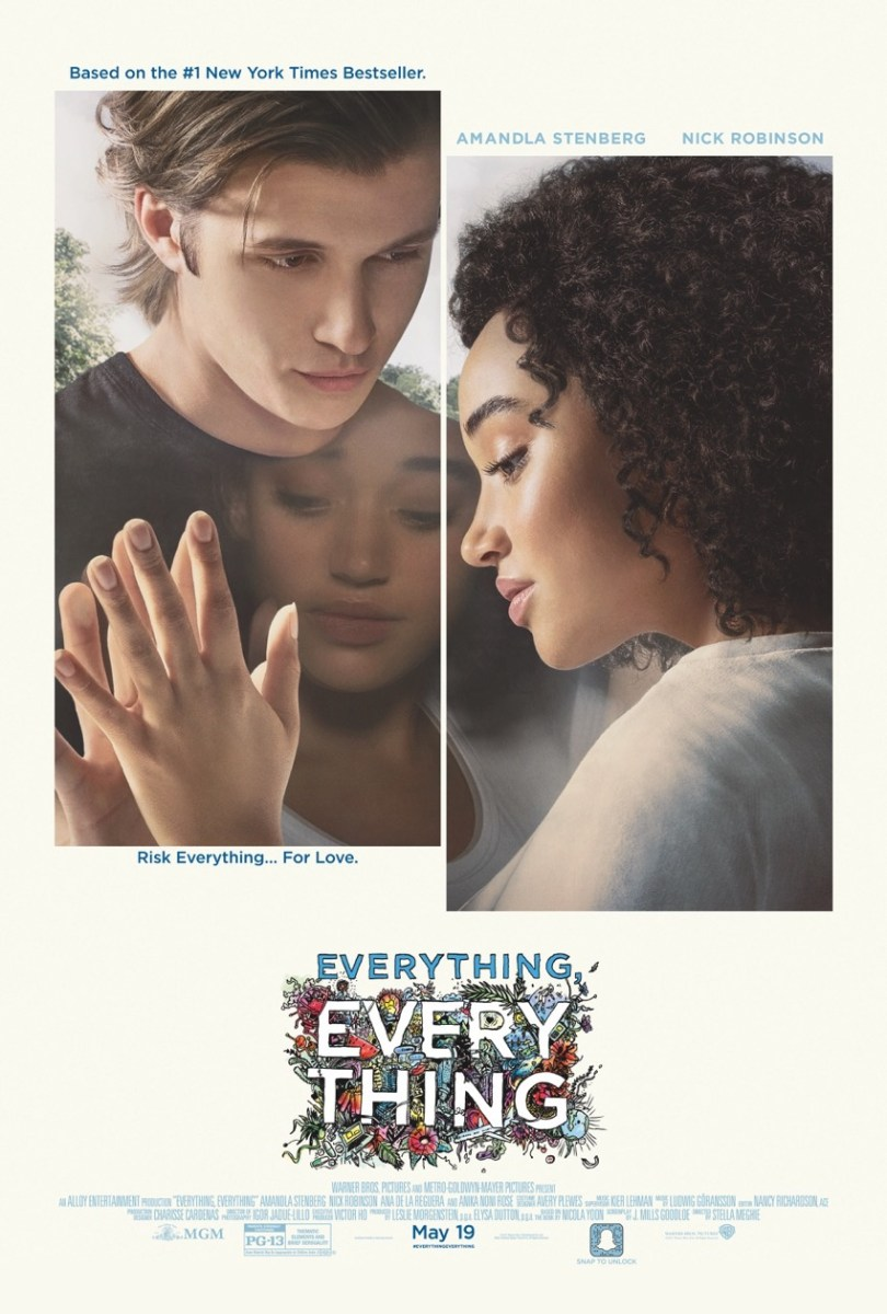 Everything Everything Film Release on 5/19 + Giveaway