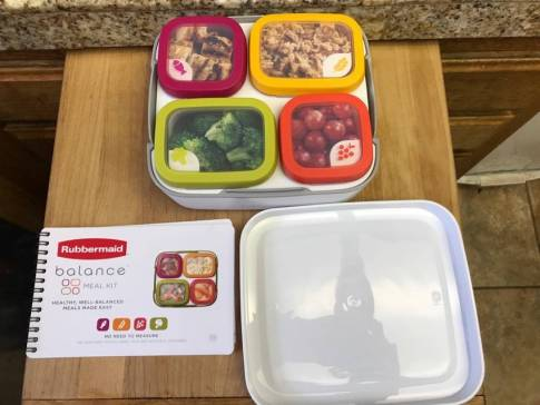 #BalancedBites #food #foodie #Rubbermaid #kitchen #familyfood #ad