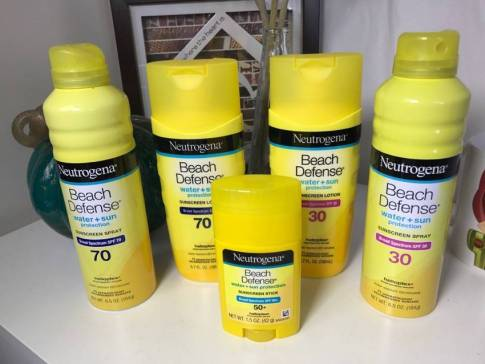 #Neutrogena #Sunscreen #skin #health #MimicMommy #ad