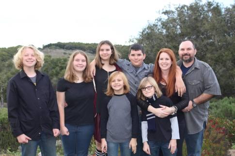 #BigFamily #Family #redhead #redheadmom #blogger
