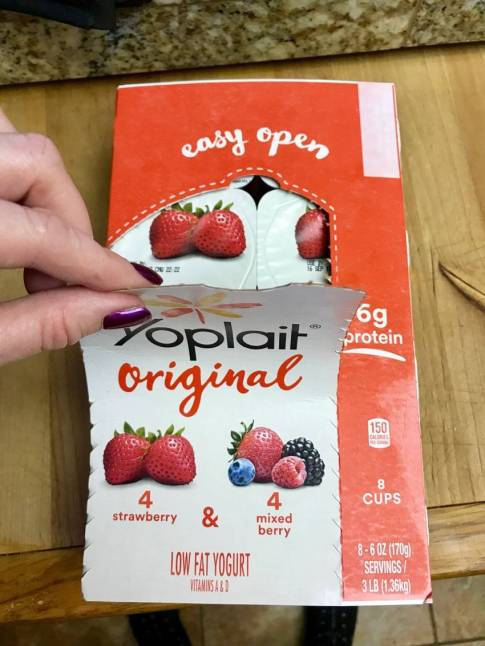 #Yoplait #MomOn #food #foodie #Back2School #ad