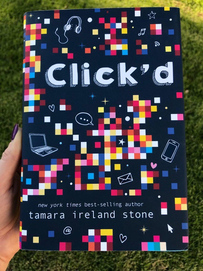 #ClickdBook #Clickd #book #giveaway #ad