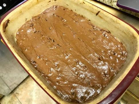 Peanut Butter Bars #WhenWeBake #CountryCrock #food #foodie #chocolate #holidays #ad