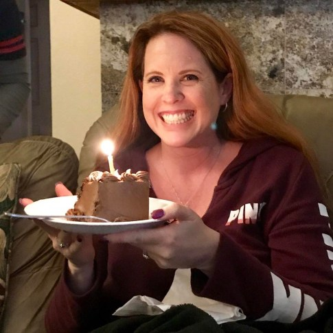 #birthday #cake #candle