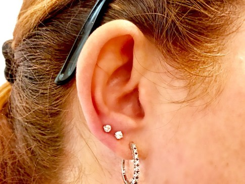 Ear Piercing #piercing #claires #beauty #jewelry #fashion