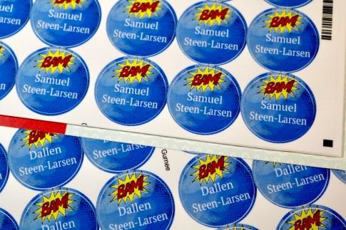 Stick2Me Labels #Stick2Me #labels #school #home #kids #ad