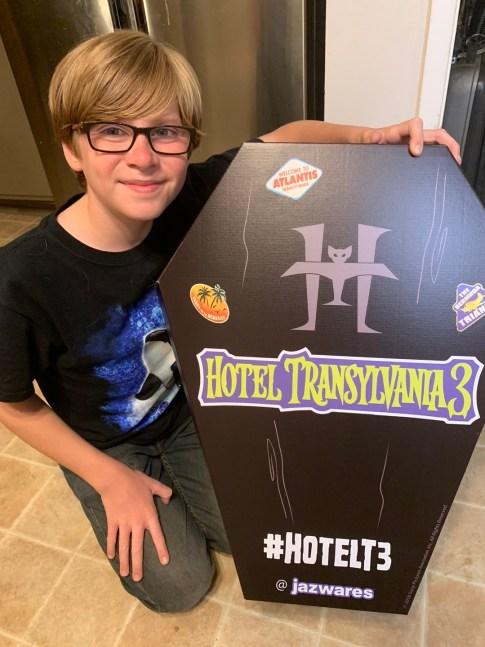 Hotel Transylvania 3 Movie Night #HotelT3 #HotelTransylvania #HotelTransylvania3 #movie #movienight #ad