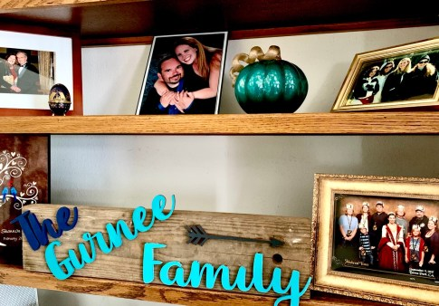Craft Cuts Family #CraftCuts #art #artwork #decor #family #ad