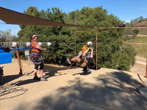 Margarita Adventures Zipline #MargaritaAdventures #zipline #ziplining #familyfun #adventure #travel #ad