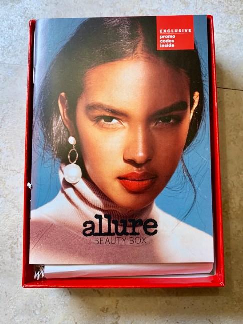Allure Beauty Box October 2018 #Allure #AllureBeautyBox #beauty #makeup #subscriptionbox #beautyblogger