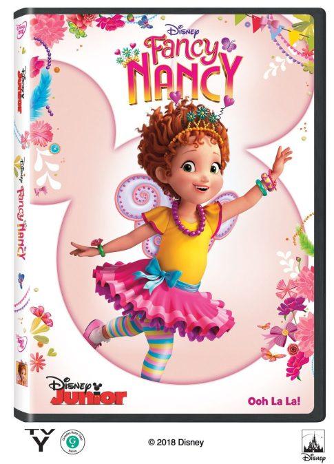 Fancy Nancy DVD #FancyNancy #DVD #giveaway #ad
