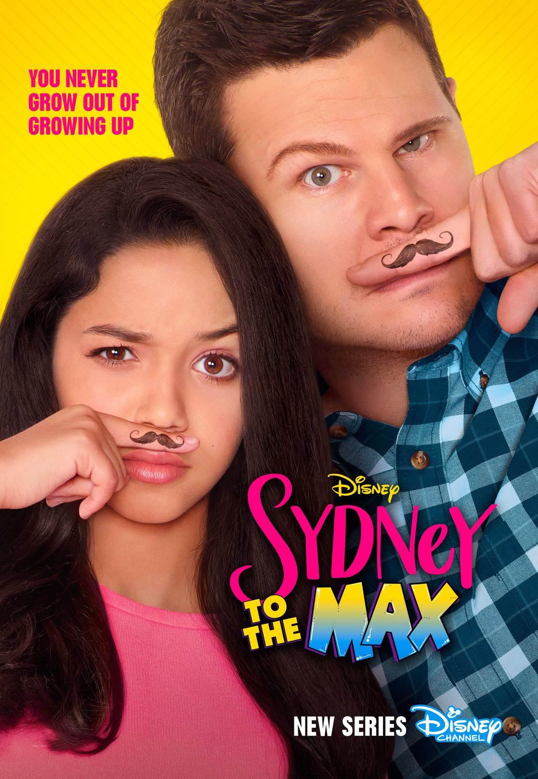 Sydney to the Max #SydneyToTheMax #Disney #ad